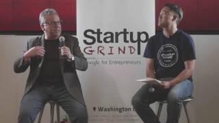 Fred Schaufeld (SWaN & Legend Ventures) at Startup Grind DC