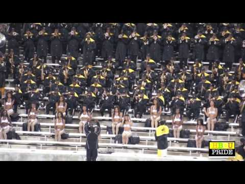 "2013 Mighty Marching Hornets  performing ""If I Ever Fall In Love"""