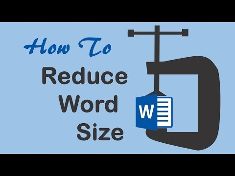 Compress Pictures in Word File and Reduce its SIze from YouTube · Duration:  2 minutes 27 seconds