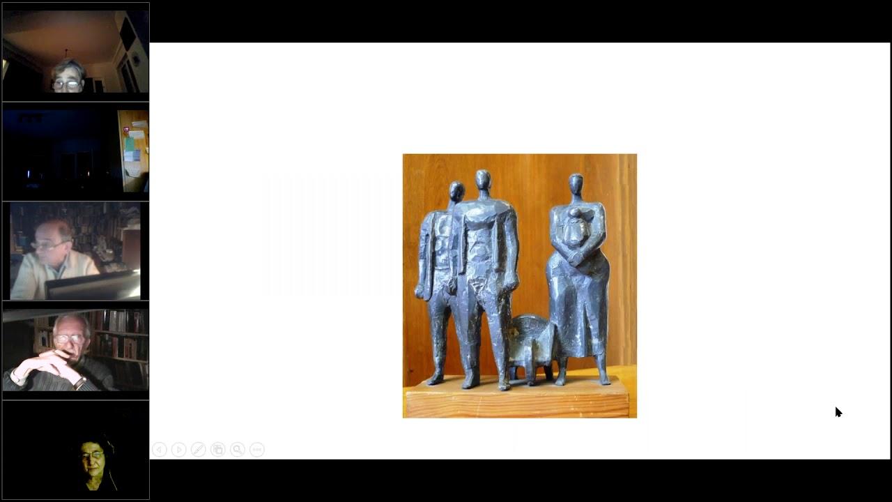 A 60-as évek művészete - Kiss Nagy András- Az online előadás sorozat 19. előadása