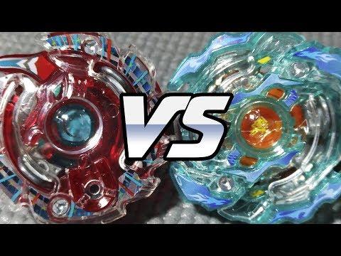 Unlock Unicorn .Q.A vs Rising Ragnaruk .K.Y - [Beyblade Burst RAW] - ベイブレードバースト