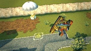 Tanki Online Epic PARKOUR GOLD BOXES