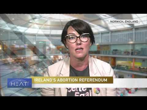 Helen Linehan explains her support for the Irish abortion vote