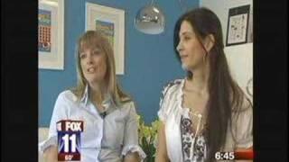 Tastybaby on FOX 11 News LA