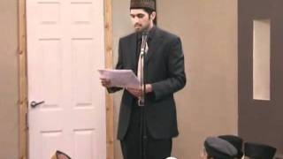 Gulshan-e-Waqf-e-Nau (Khuddam) class: 10th April 2011 (Urdu)