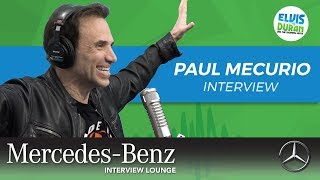 Paul Mecurio on Going From Wall Street to Comedy | Elvis Duran Show