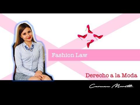 Derecho a la Moda - Fashion law