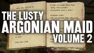The Lusty Argonian Maid Volume 2