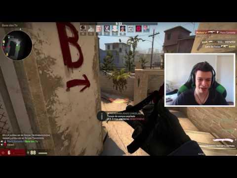 Counter Strike GO: VIREI BEBADO