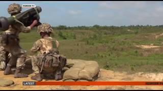 Royal Gurkha Rifles Showcase Weaponry in Brunei Exercise - 23.02.15