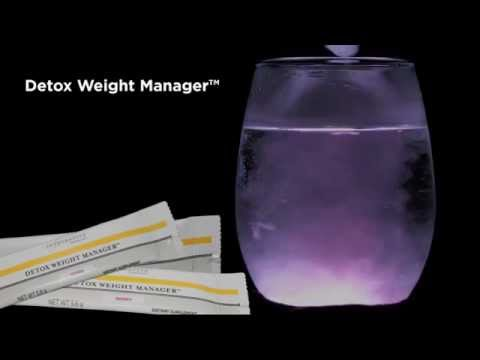 Detox Weight Manager - Dual Action Drink Mix