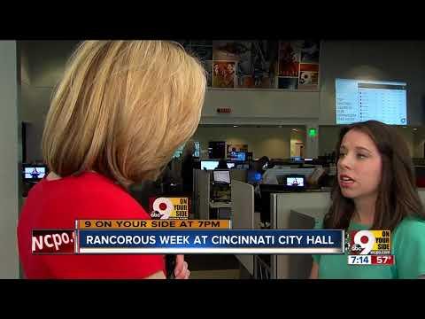 Rancorous week at Cincinnati City Hall