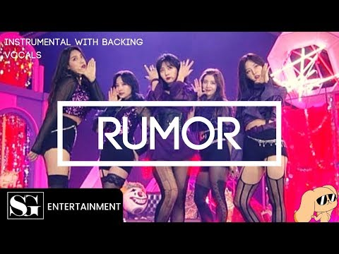 Lagu Video  Produce 48  Nations Hot Issue  국.슈  국프의 핫이슈   - Rumor  Instrumental With Bv  Terbaru