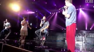 Backstreet Boys - In A World Like This soundcheck