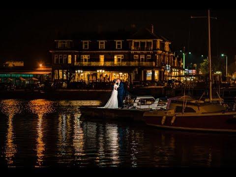 Lorraine & Darren's Wherry Hotel Wedding