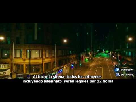 La Purga 2: Anarquía - Trailer #1 en Español - HD