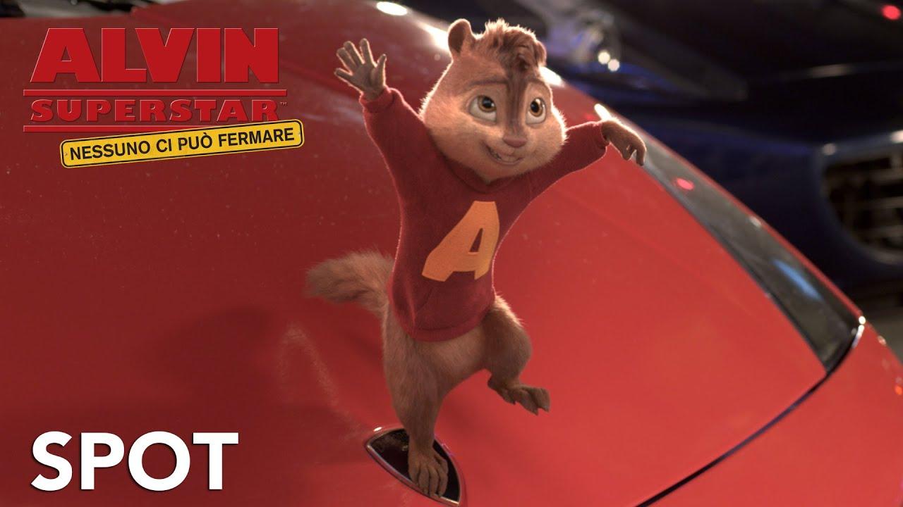 Alvin Superstar Nessuno Ci Puo Fermare Spot Fast 30 Hd 20th Century Fox Youtube