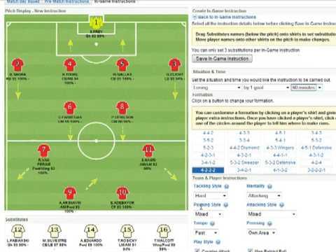 online soccer manager mod apk