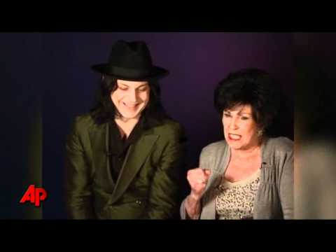 Wanda Jackson Teams Up With Jack White