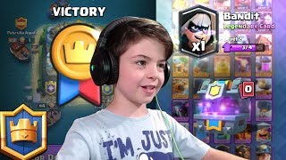 CARD COLLECTOR + FINAL BATTLE  - Clash Royale