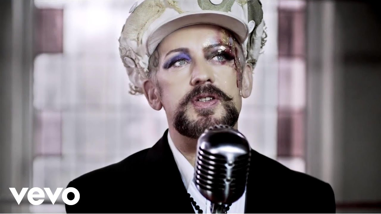 boy george run