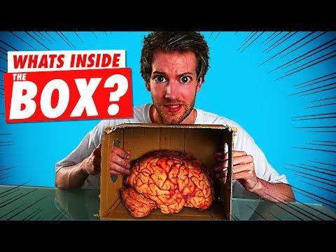 WAS ist in dieser BOX?!