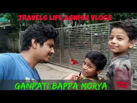 ganpati-bappa-back-to-my-home-•-ganesh-chaturthi-2019-•-ashish-vloge