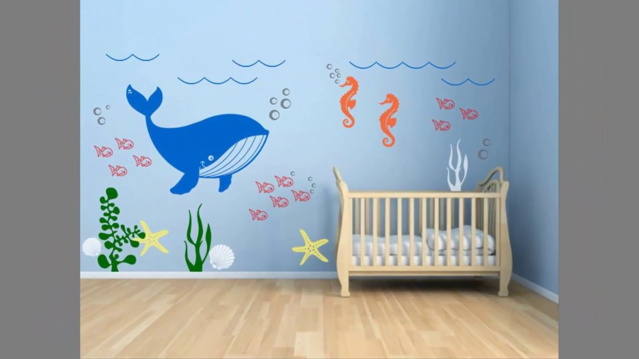 Ocean Themed Baby Nurseries ᴴᴰ