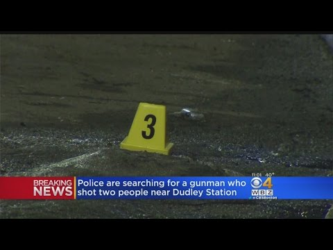 Police Search For Gunman Who Shot 2 People Near Dudley Station