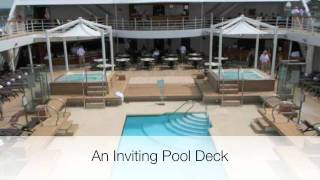 Seabourn Sojourn Yacht Overview