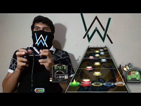 [Guitar hero 3] The Spectre (Guitar Remix) -