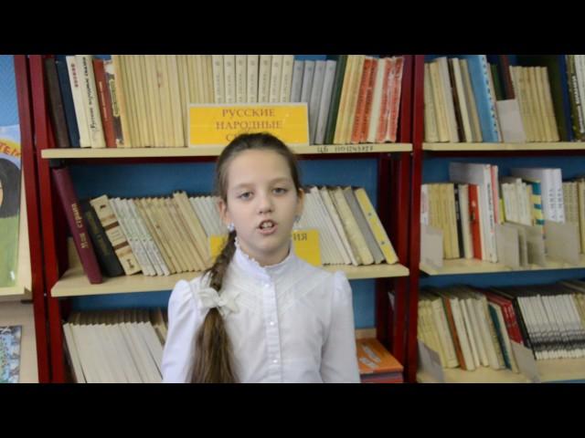 Изображение предпросмотра прочтения – АленаИльина читает произведение «Прощание» М.Ю.Лермонтова
