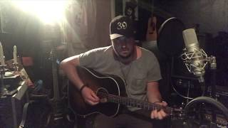 Luke Combs- Even Though I'm Leaving, Acoustic Cover mp3