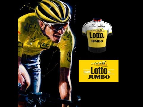Tour de France 2016 - Lotto NL Jumbo Étapes 13-21
