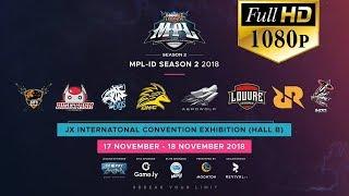 🔴[LIVE MPL- FULL HD 1080P] FINALS MPL INDONESIA RRQO2 VS EVOS ESPORTS | MPL-ID S2 HARI 2 | MLBB