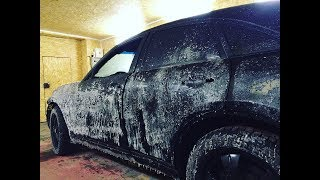 видео Можно ли мыть машину в мороз