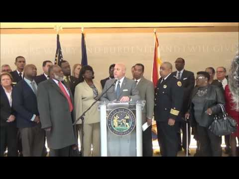 Mayor Announces Settlements of Civil Rights Actions Stemming From Incidents Around Katrina