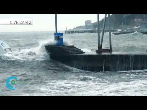 Eco Wave Power's Medium-Scale Wave Energy Power Plant