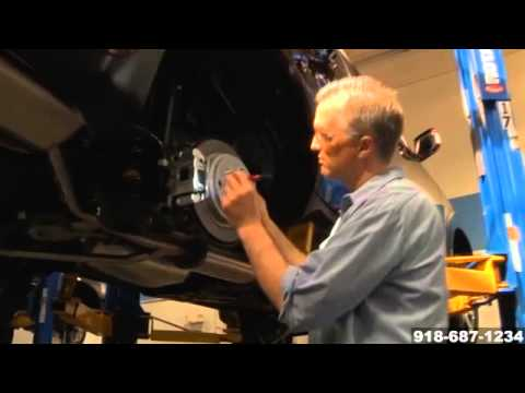 Toyota Maintenance Auto Mechanic Car Repair Shop McAlester Tahlequah OK