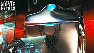 Passengers   Creating Sets of Starship Avalon (2016)