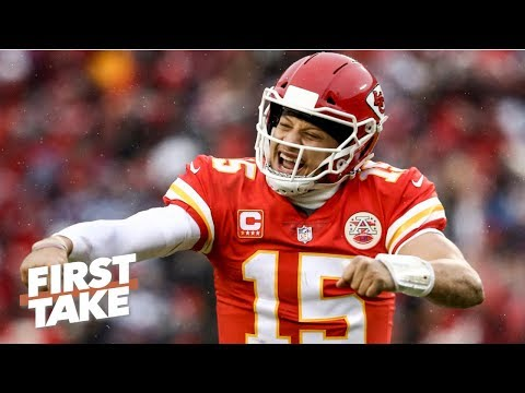 Is Chiefs QB Patrick Mahomes the most important player in sports? | First Take