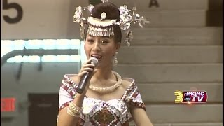 Mee Yang sings LIVE at Hmong American New Year 2015.