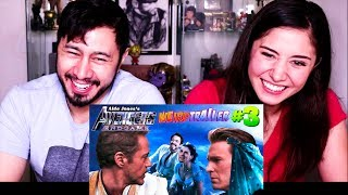 AVENGERS: ENDGAME Weird Trailer #3   Reaction!