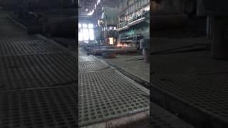 Пресс 6000 тонн ЮУМЗ