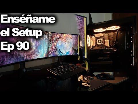 Enséñame el Setup #90 donde les muestro las PC gamers de los subs del canal - Proto Hw & Tec