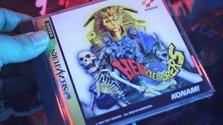 Henry Explorers (Crypt Killer) Konami - Sega Saturn Gameplay