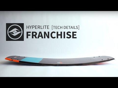 2018 Hyperlite Franchise Wakeboard