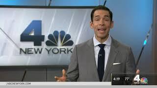 Stefan Holt Says Goodbye To News 4 Team | NBC New York