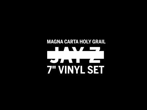"MAGNA CARTA HOLY GRAIL 7"" VINYL SET"