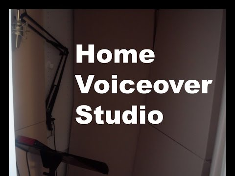 Turning A Closet Into A Voiceover Studio